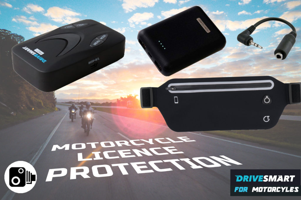 Speed Camera Detector For Motorcycles