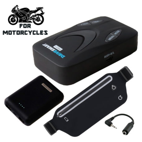 Motorbike Speed Camera Detector Bundle