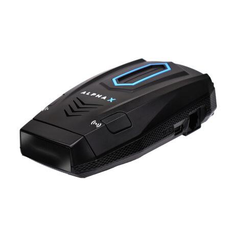 Alpha X Speed Camera Detector